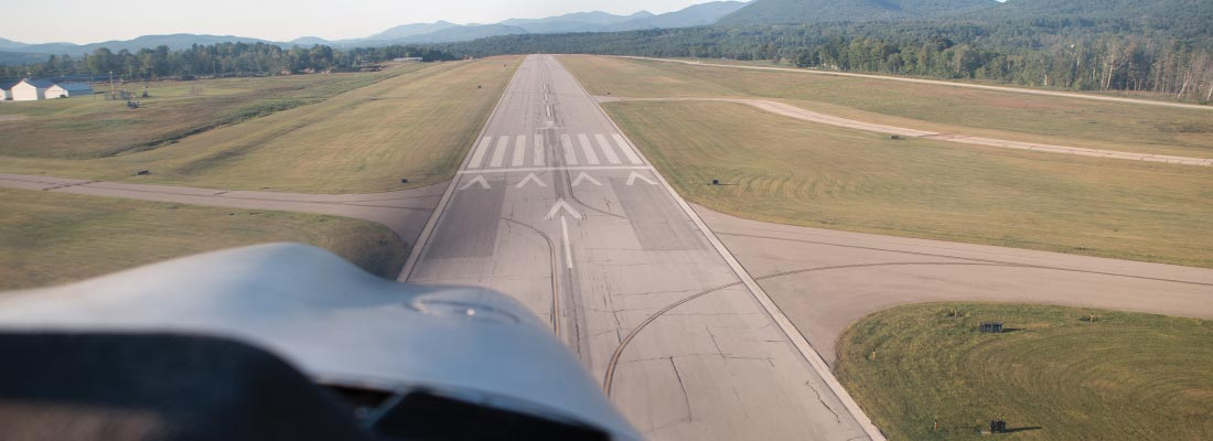 Runway-Landing